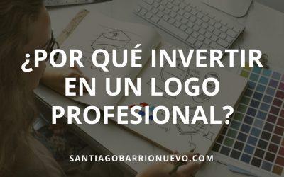 ¿Por qué invertir en un logo profesional?