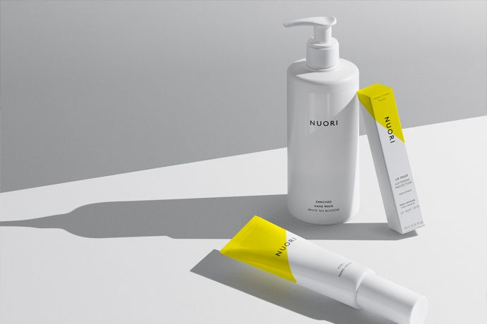 Nuori beauty packaging
