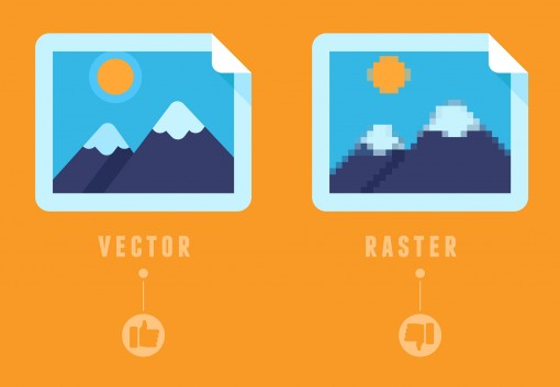 Diseñar un logo basado en vectores
