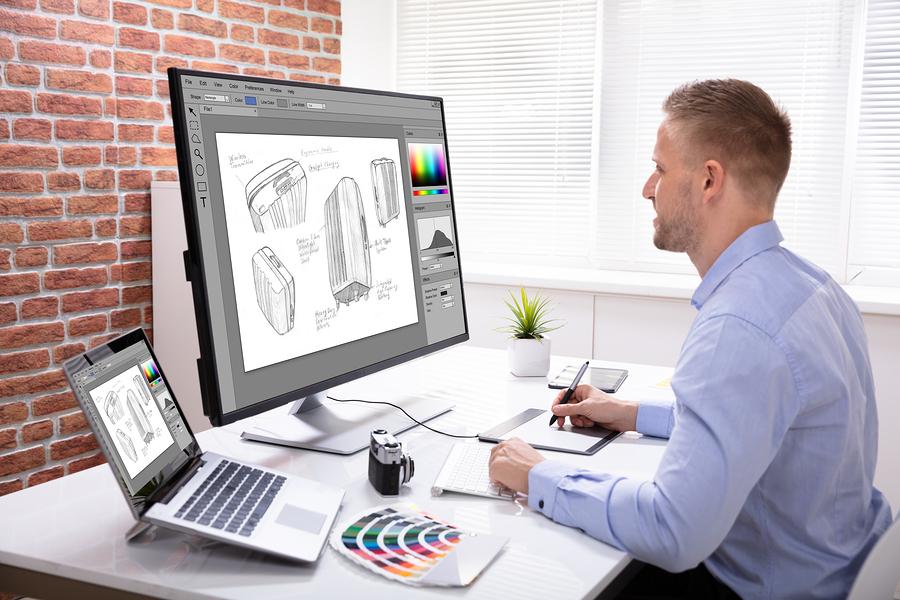servicio de diseño de Printful